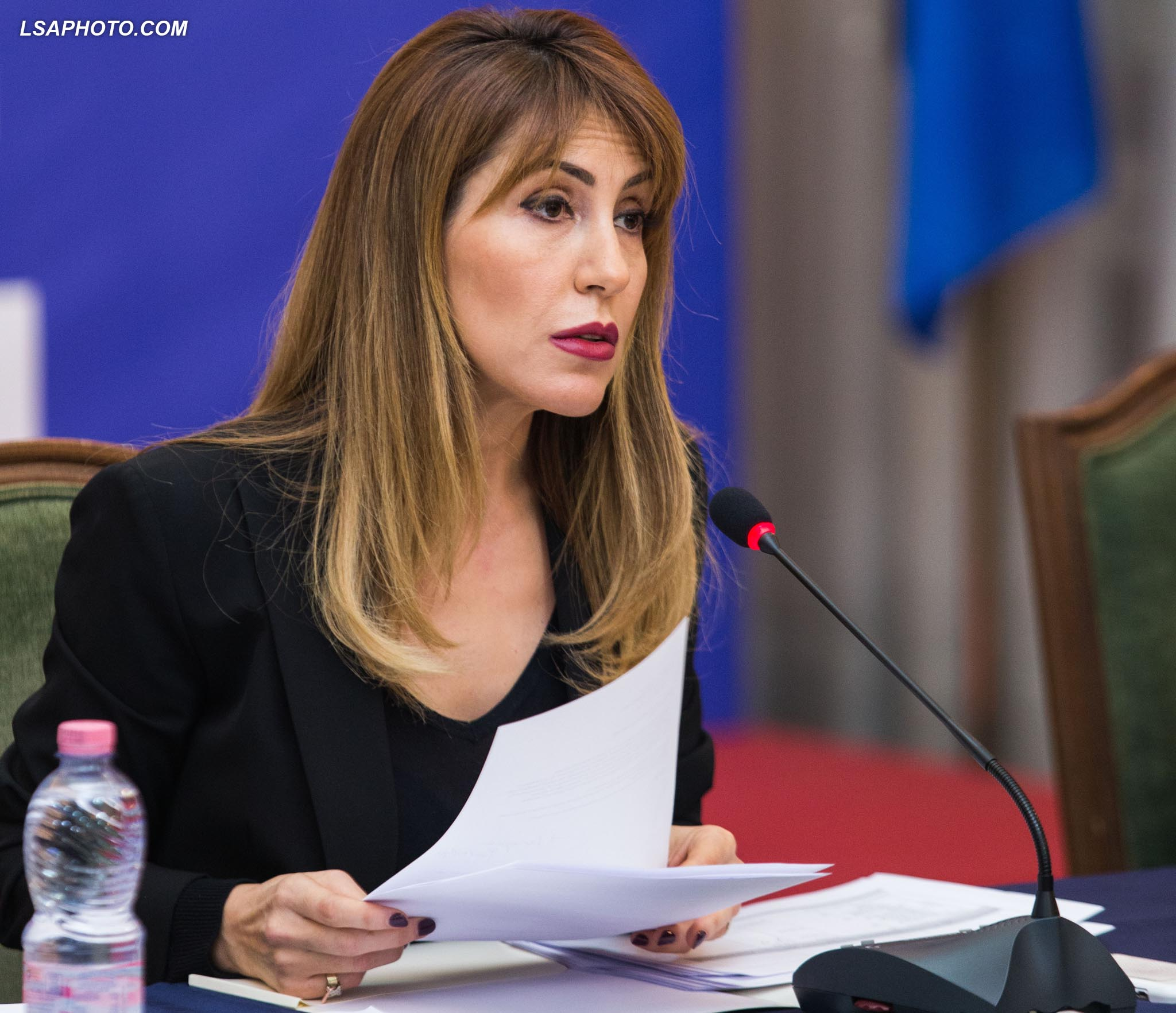 Albanian politician Majlinda Bregu takes office as the Secretary General of the Regional Cooperation Council