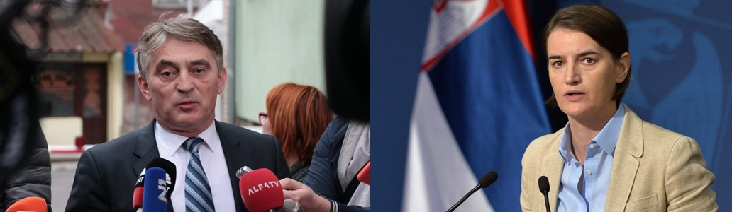 Komšić: The borders of Bosnia and Herzegovina are not negotiable