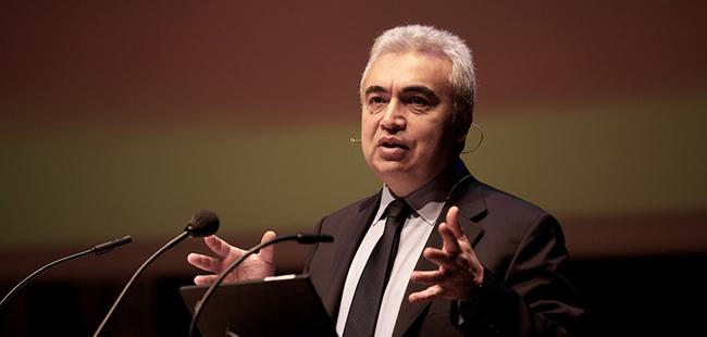 Fatih Birol: Η Ανατολική Μεσόγειος δεν αλλάζει τους όρους του «παιχνιδιού»