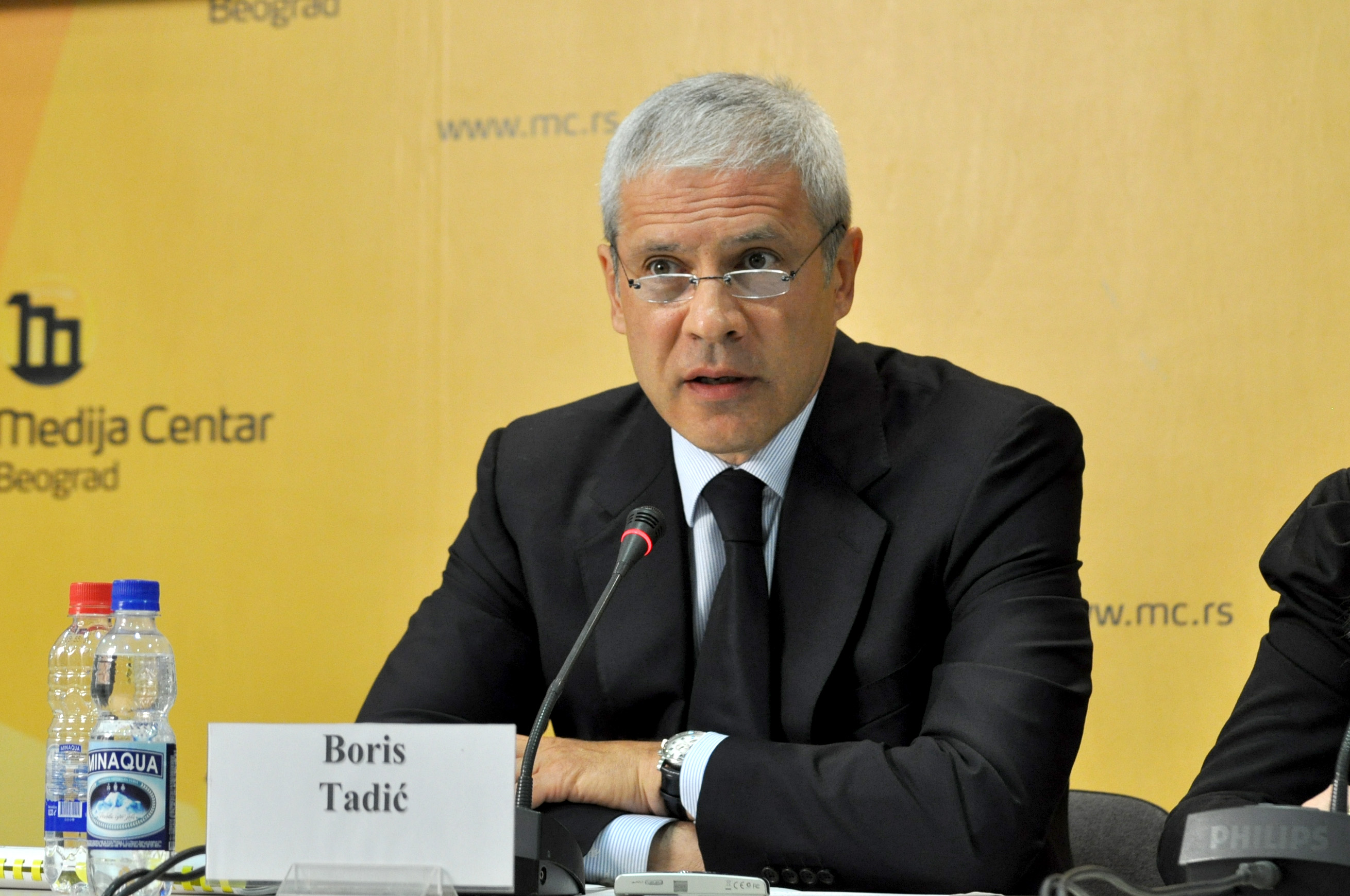 Boris Tadic opts for boycotting the elections