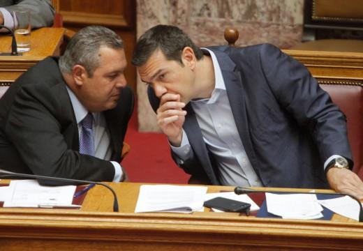 Ratification of the Prespes Agreement by Skopje brings political developments in Greece