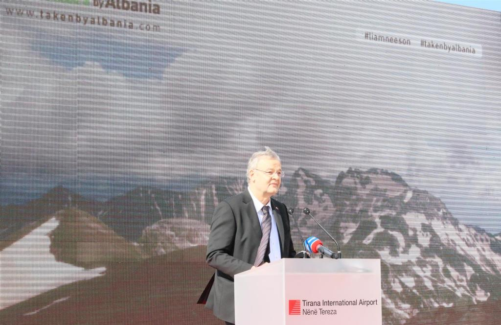 Promotional campaign seeks to improve Albania's image and attract tourists