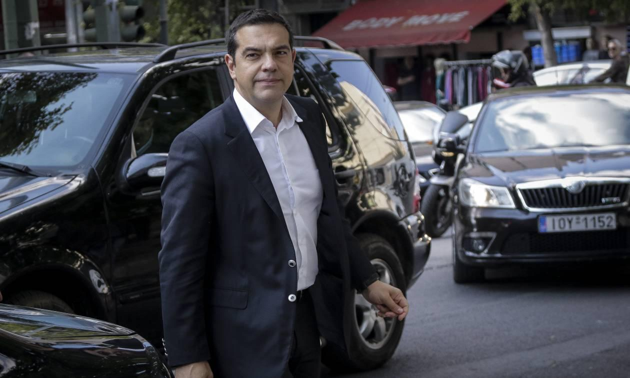Greek PM Tsipras to hold a historic visit to Skopje today
