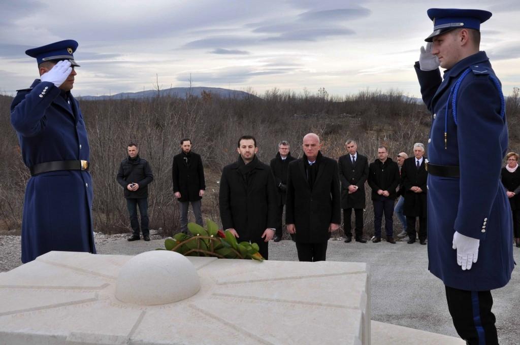 BiH marked 15 years from the tragic death of Boris Trajkovski
