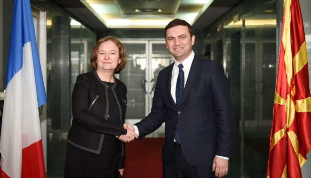 Osmani-Loazo: Severna Makedonija je nova realnost na Balkanu