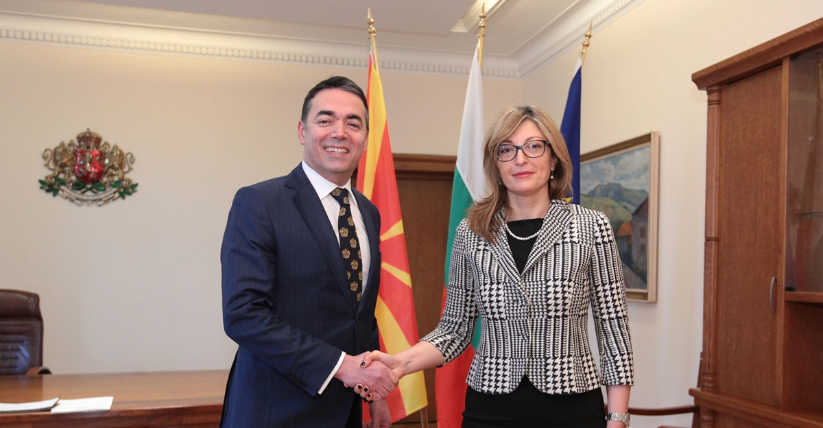 Bulgarian – North Macedonian joint commission on trade, economic co-operation to hold first meeting in Skopje in March