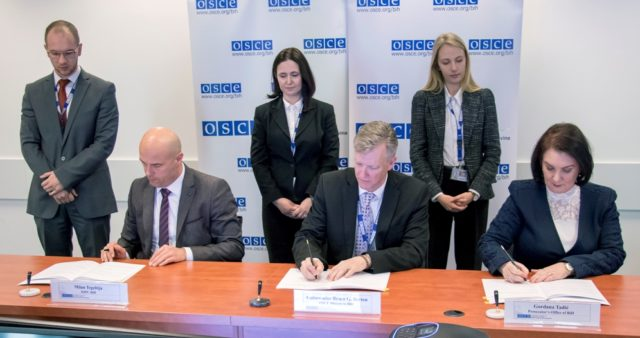 Bosna i Hercegovina će razviti digitalnu arhivu dokaza u predmetima ratnih zločina