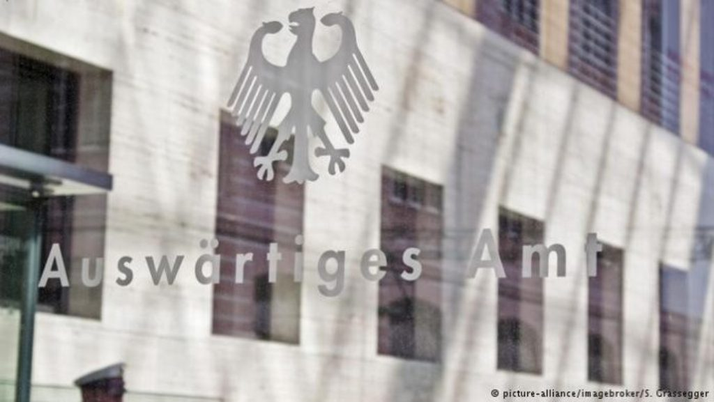 German Foreign ministry says that allegations for vote rigging in Albania should be investigated by the justice system