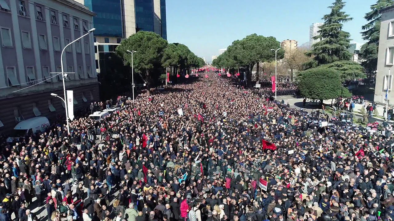 International community: Democracy in Albania should not be hindered!