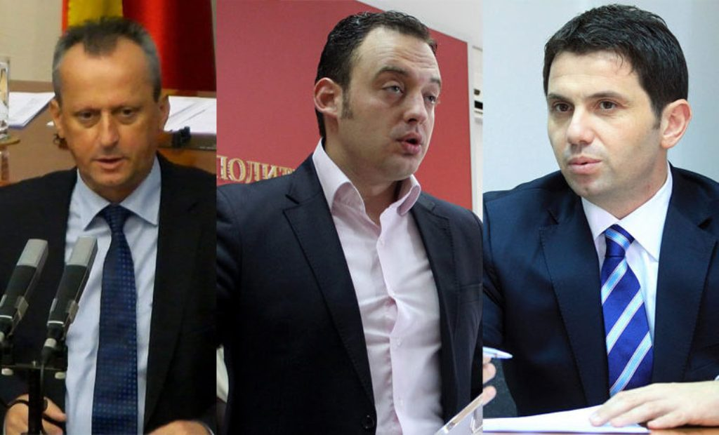 The arrest of former senior officials in North Macedonia sparks a heated debate