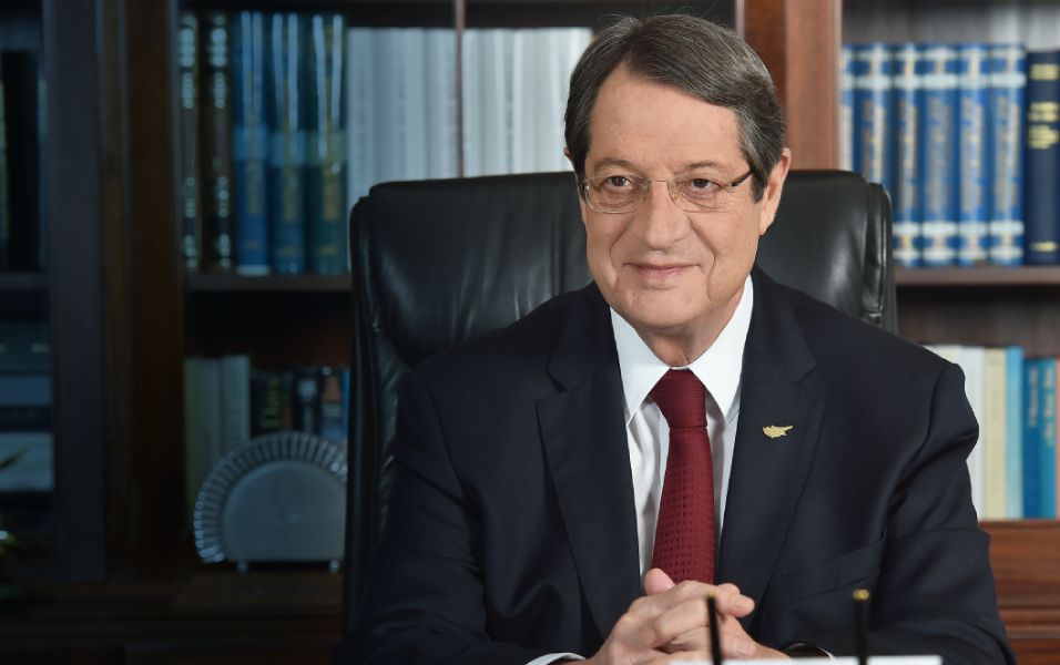 Nicos Anastasiades to participate in the Euro-Arab Summit