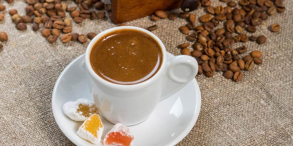 Greeks drink 4,000 tons of smuggled coffee each year!