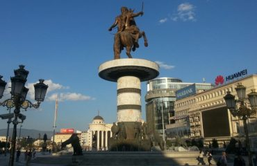 Government in Skopje rejects rumours about exchange of monuments with Greece