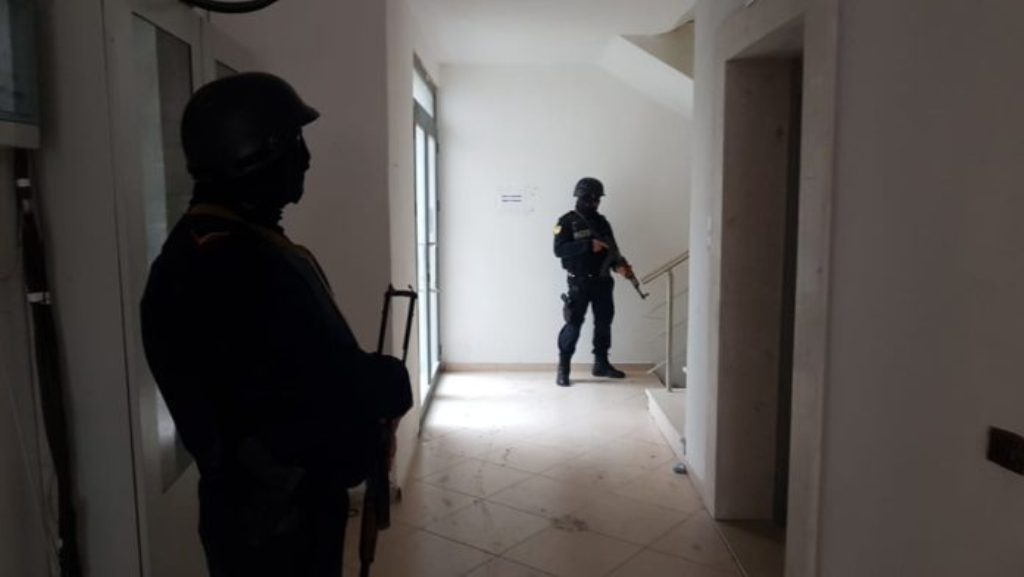 Albanska policija upala u kuće nekoliko sudija Apelacionog suda