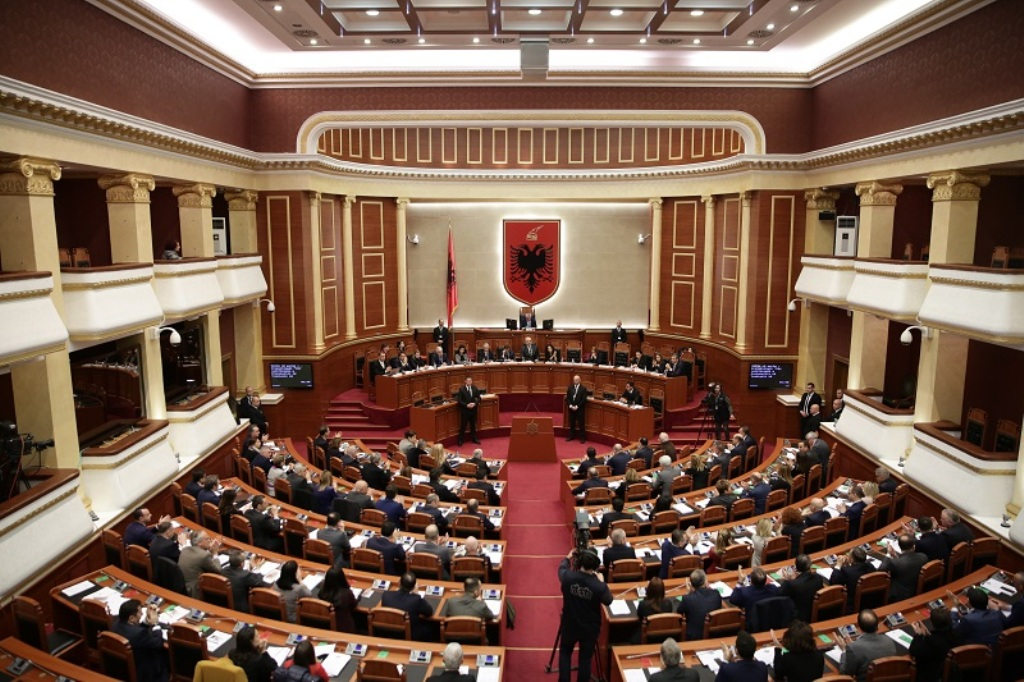 Parliament in Albania to decide president's impeachment