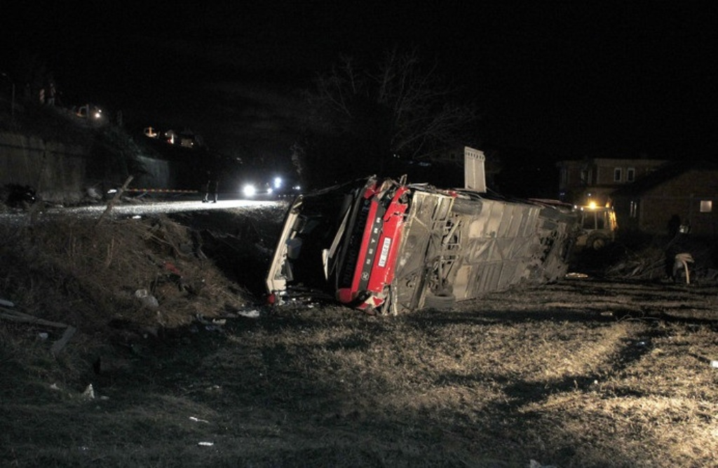 Six people face criminal charges on the fatal accident occurred in Skopje