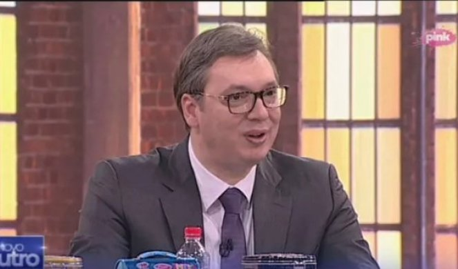 Croats and Albanians support the protests in Serbia, Vucic says