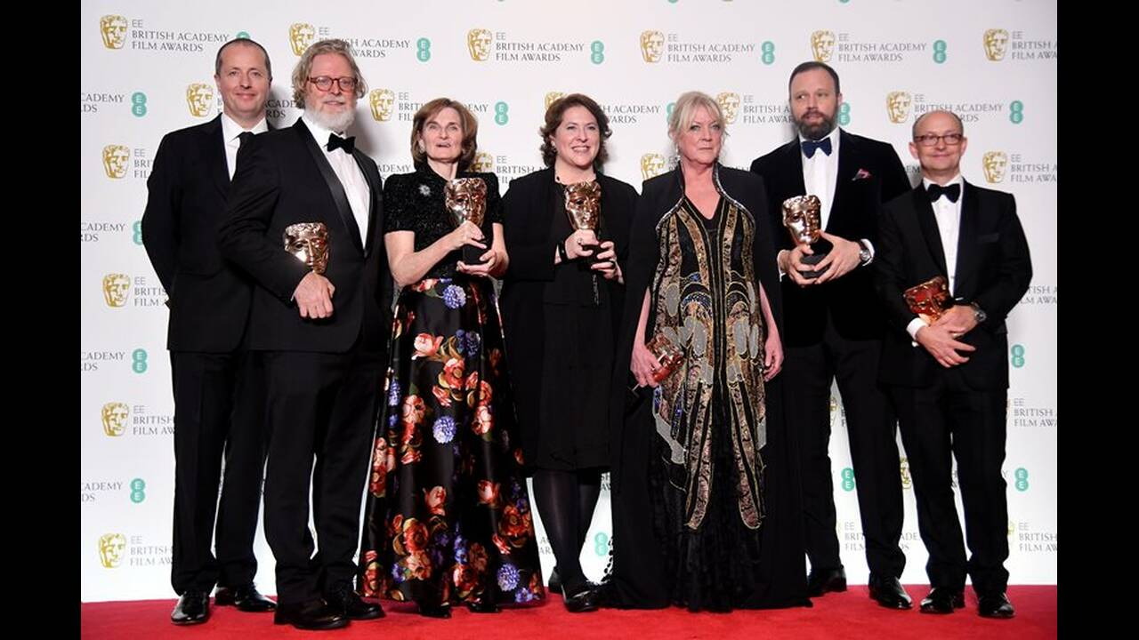 "Giorgos Lanthimos'""The Favorite"" wins Seven BAFTA awards"