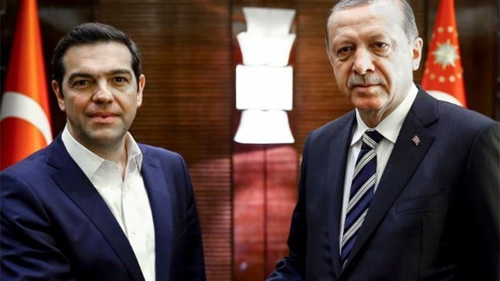 What came out of the Tsipras-Erdogan meeting?