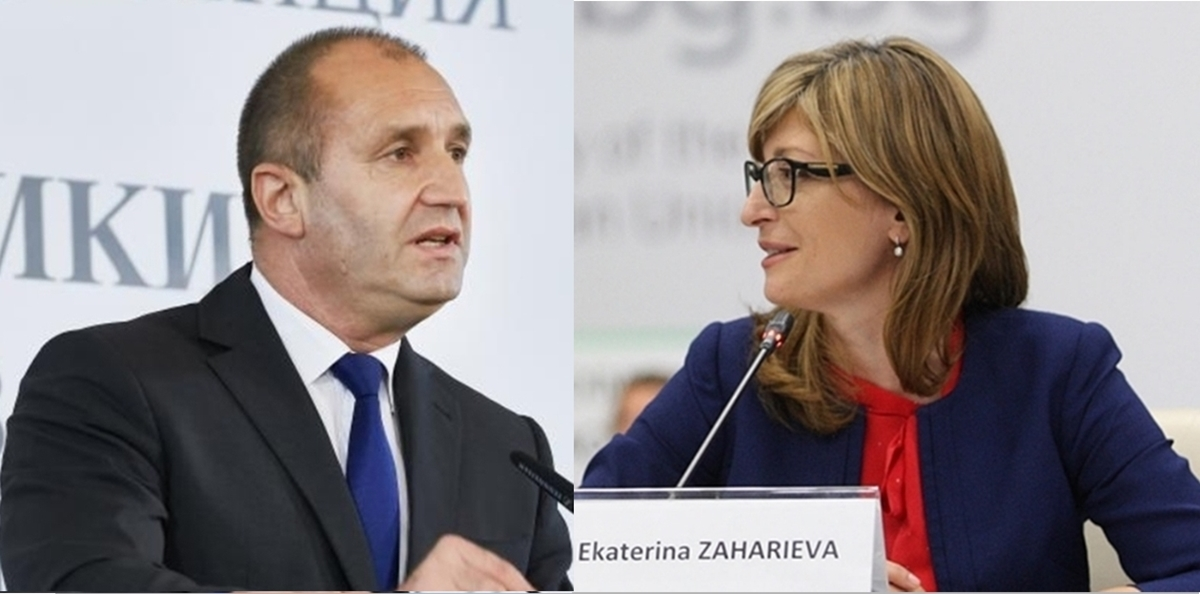 War of words between Bulgaria's Foreign Minister and President continues