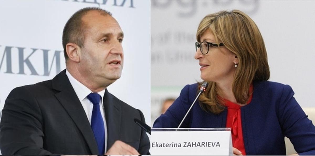 Ο πόλεμος των λέξεων μεταξύ της Υπουργού Εξωτερικών της Βουλγαρίας και του Προέδρου συνεχίζεται