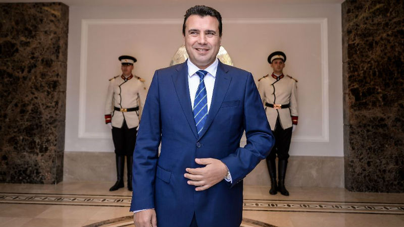 Zaev says conversation with Russians was a private undertaking, not masterminded by Russians