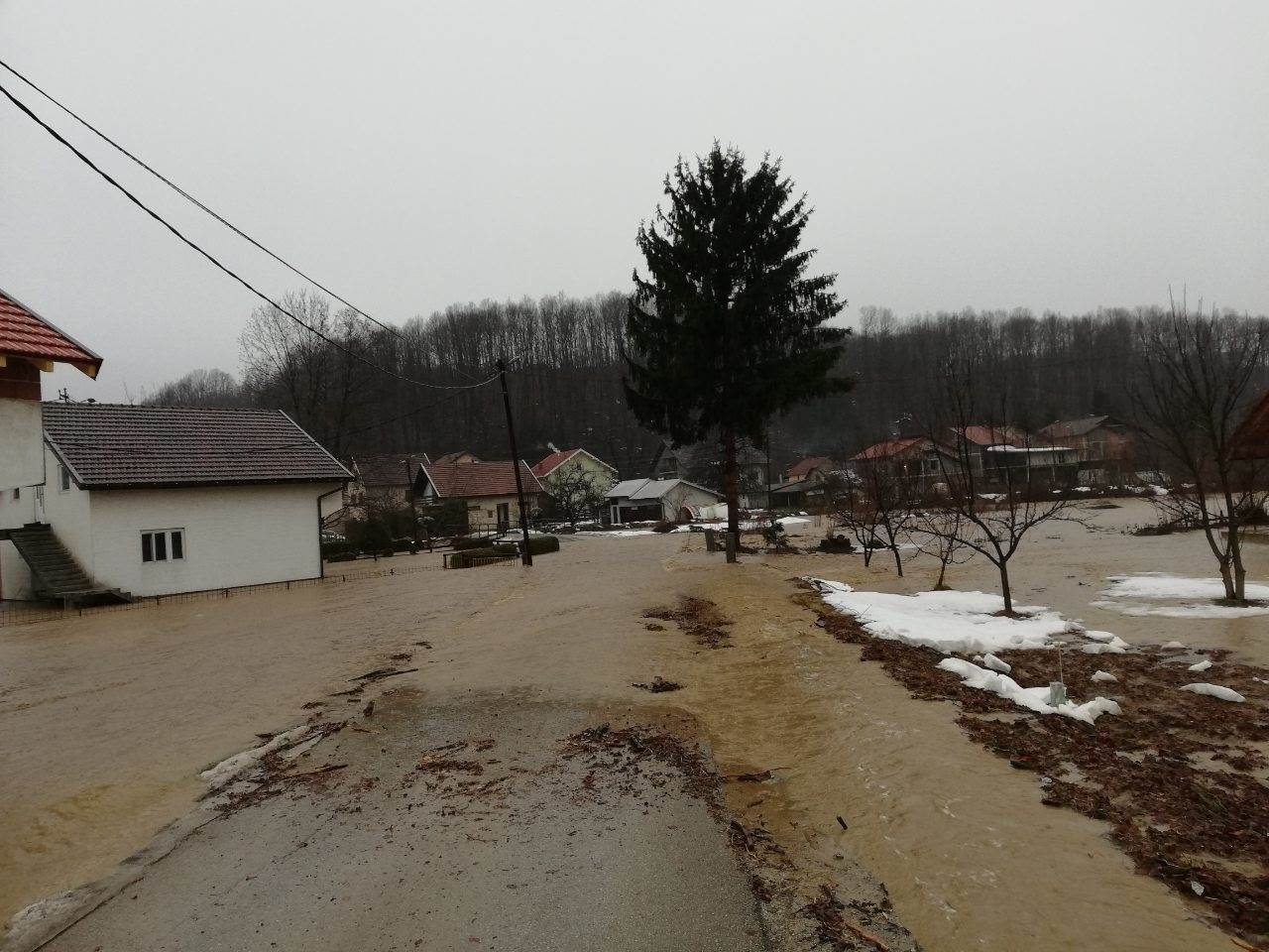 February floods give BiH population a scare