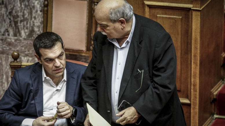 Tsipras blocks Parliamentary rule changes seen to favor former coalition partner
