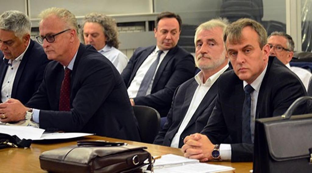 Δίκη του Τιτανικού 2, ποινή φυλάκισης για τον Menduh Thaci και τον Saso Mijalkov