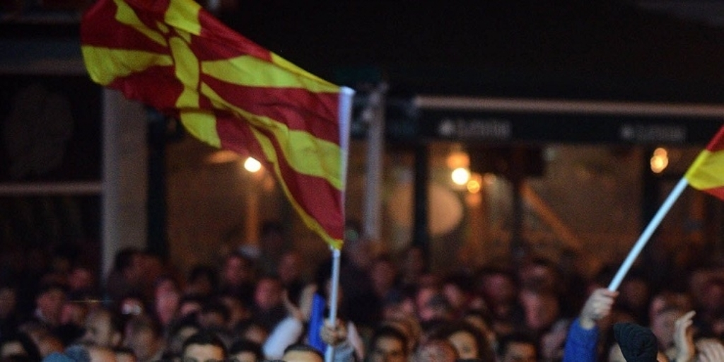 Prespa agreement is the main topic of debate in the presidential election campaign in North Macedonia