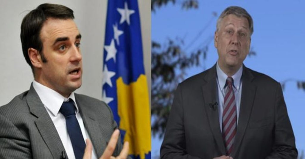 US and European diplomats voice their criticism about Kosovo's parliament