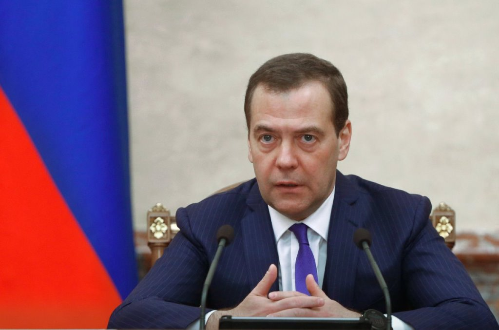 Dmitry Medvedev: We are ready to undertake the construction of the nuclear power station in Belene