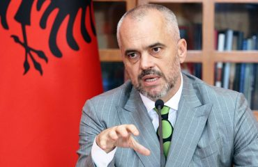Albanian PM says he's open to dialogue with the opposition