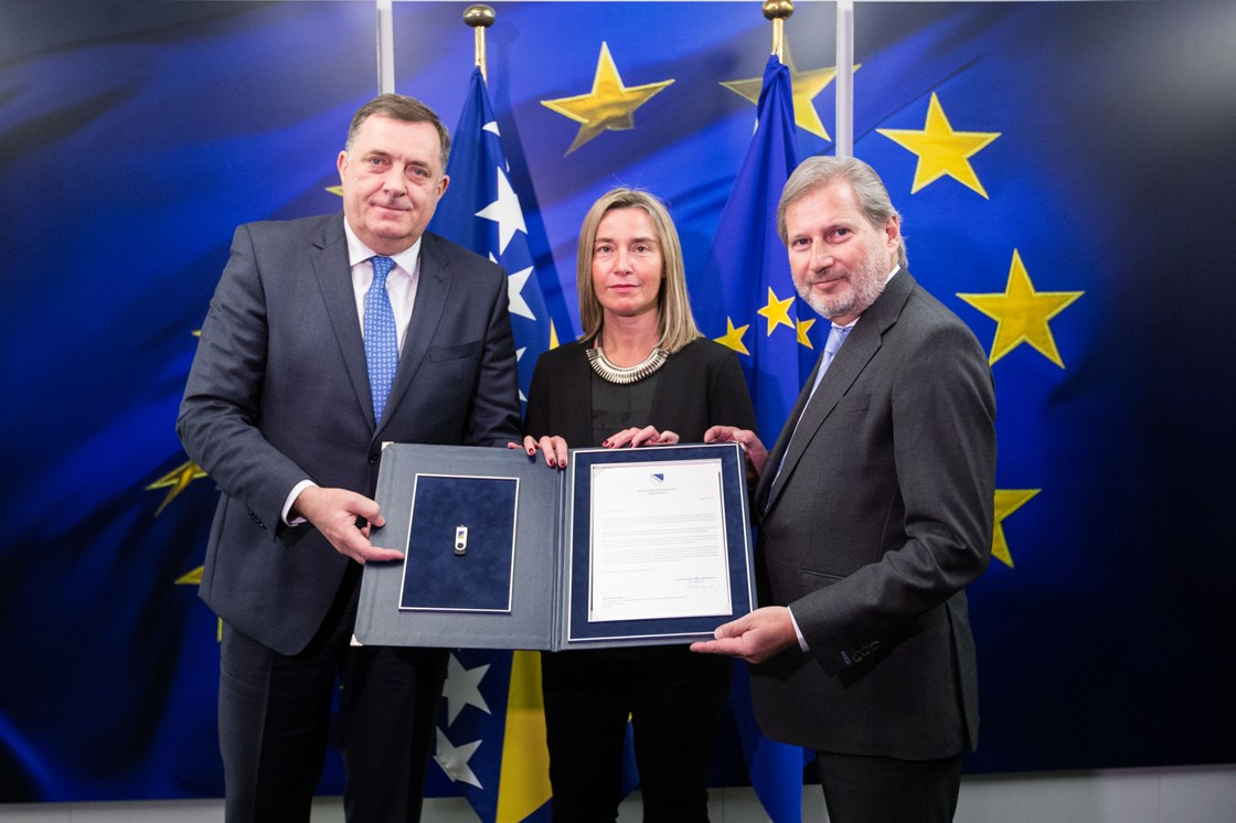 BIH: Answers to follow-up questions handed over to EC
