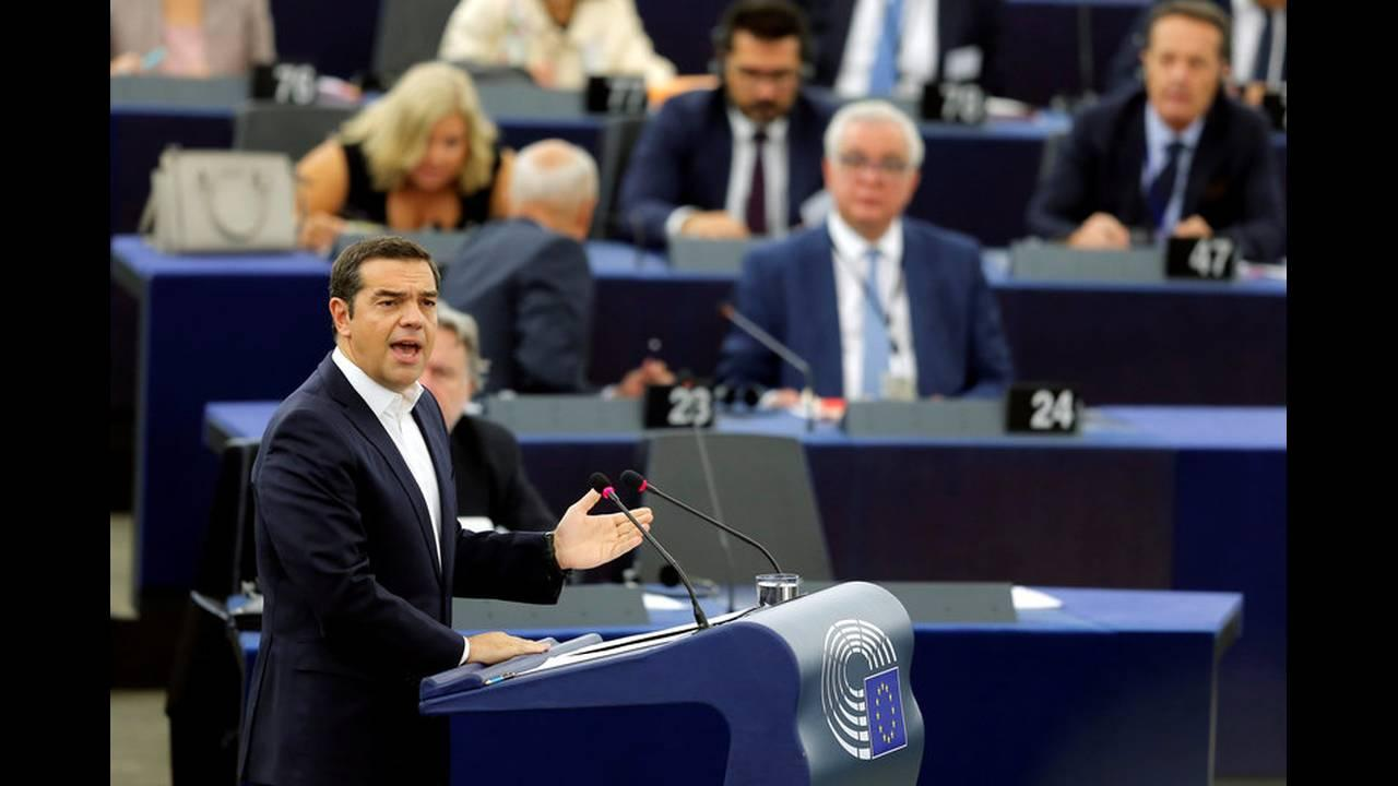 Greece: The 'progressive front' is formed with the exit to the markets at the background
