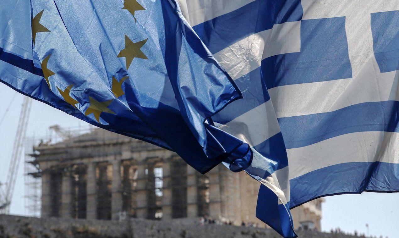 Tsipras speaks at the Delphi Forum for Greece's development prospects
