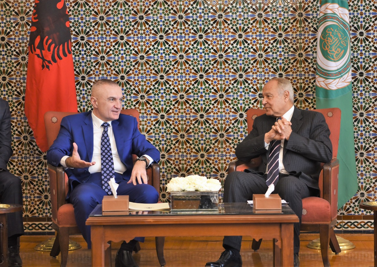 Albania is interested to see more cooperation between Arab League and EU