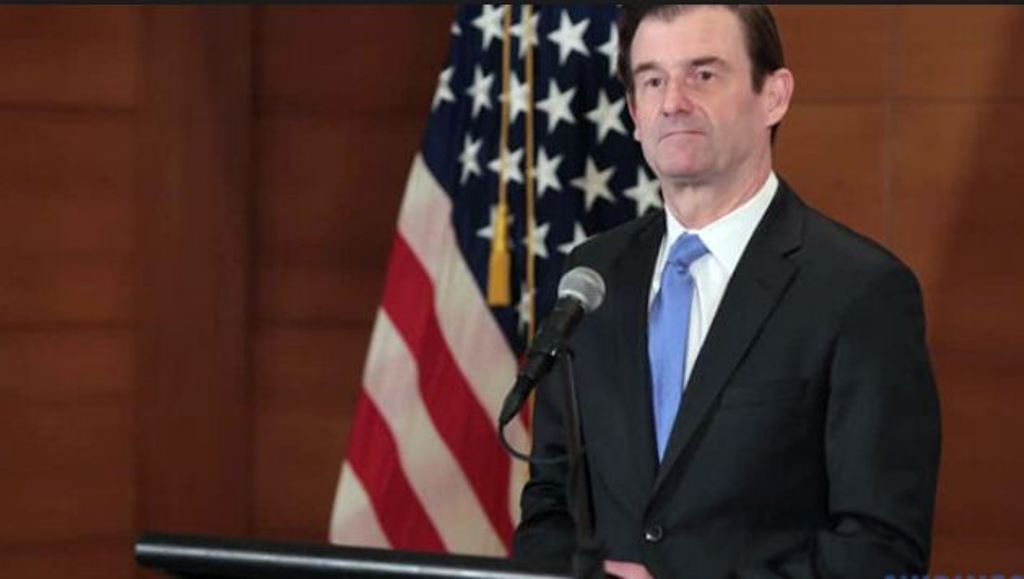 US senior official calls on Kosovo and Serbia to continue dialogue