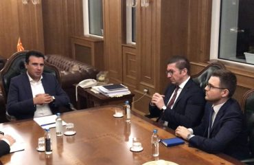 Zaev and Mickoski committed for fair and democratic elections