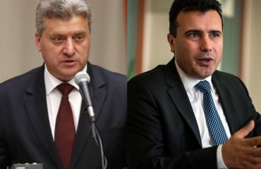 Zaev says that Ivanov is violating the Constitution for not recognizing the country's new name