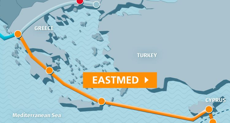 New dynamics in the Eastern Mediterranean for East Med