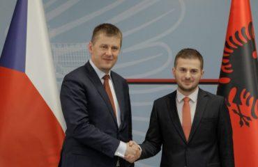 Czech Republic pledges support for Albania's integration process