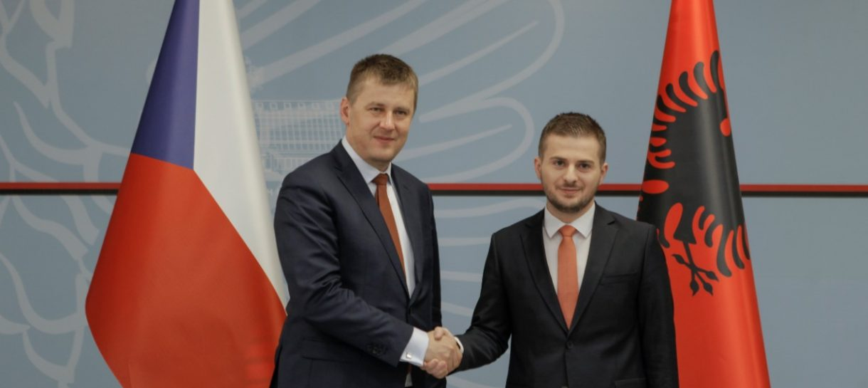 Czech Republic pledges support for Albania's integration process
