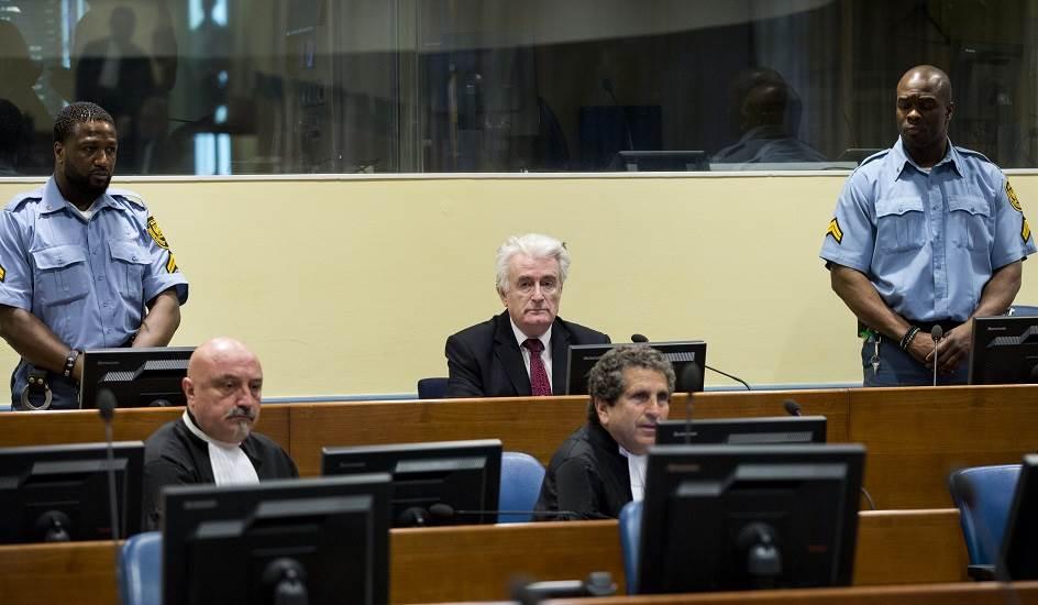 Karadžić's final verdict sparks different reactions in BiH