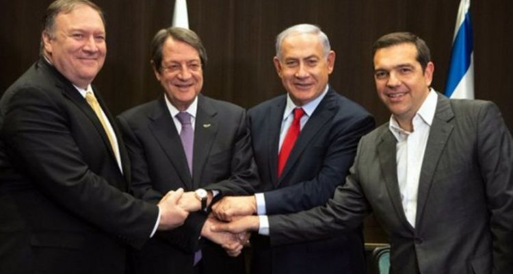 Statements by the leaders after the 6th Tripartite Cyprus-Greece-Israel Summit, with the participation of the US Secretary of State, in Jerusalem