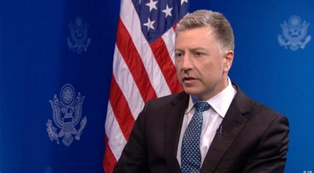 US envoy optimistic that a deal will be reached between Kosovo and Serbia this year