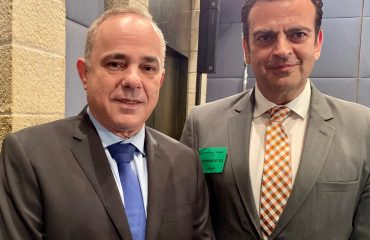 IBNA/Interview with Y. Steinitz: It is up to Turkey to be part of this partnership