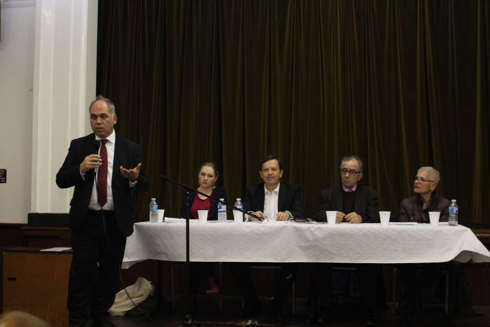 UK Cypriot community launches all-Cypriot movement for reunification