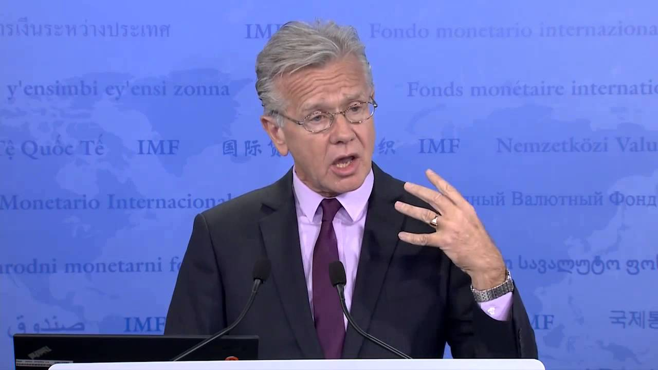 IMF: It's up to Greece the repayment of the debt to the Fund