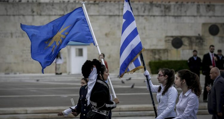 Greek authorities concerned about episodes in the national holiday in protest to the Prespes Agreement